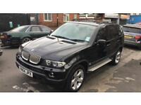 BMW X5 3.0 Auto Diesel Msport Pan Roof FSH hpi clear 1 prev owner