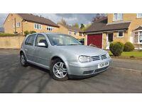 2001 Volkswagen Golf 2.0 GTI 115 BHP 5 Door Hatchback Silver Colour Vw Passat Bora Turbo VR6 V5 VR6