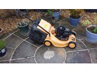 Petrol mower. Spares or Repairs.