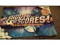 He shoots he scores football board game