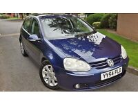2004 VW GOLF GT TDI 5 DOOR 6 SPEED,140BHP,FULL SERVICE HISTORY,GOOD COND.