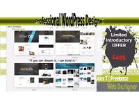 Design & Create a Professional Modern Ecommerce Website |Responsive|SEO|Optimised Intro Offer £495