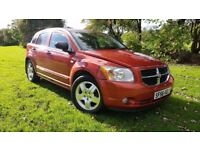 Dodge Caliber 2.0 TD SXT 5dr LOW MILEAGE+VW ENGINE+HEATED LEATHER