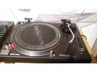 TECHNICS SL 1210 MK 2 RECORD DECK, EXCELLENT CONDITION