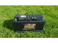 Caravan leisure battery 110amp