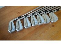 Taylormade tp irons