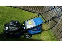 Macallister self propelled briggs&stratton petrol lawnmower