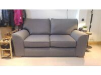 Next Stamford Large Sofa (3 Seats/Seater) Grey - Can Deliver
