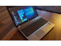 HP Probook Laptop 4GB DDR3 RAM USB 3.0 HDMI Windows 10 Office 2013 Etc