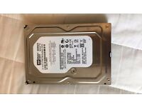 Western Digital 320GB Internal 7200rpmHDD