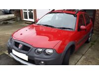 Rover Streetwise Manual 1.4 Petrol