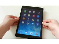 iPad Air WiFi + cellular 16gb