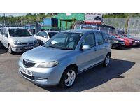 2005 (54 Reg) Mazda 2 1.6 Capella 5dr Hatchback For £395 Mot'd 30/09/16 + 3 Months Warranty