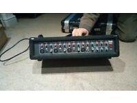 Njs model no njm 42e channel mixer
