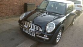 Mini Cooper Black