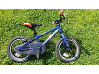 "kids boys bike CARRERA COSMOS 14"" inches"