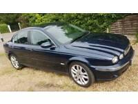 2006 Jaguar X type 2.2d Manual. 10 months MOT