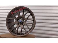 """K13* 4X NEW 19"""" ALLOYS ALLOY WHEELS BMW 5 4 3 2 1 SERIES M359 E90 E92 E93 F10 F30 F20 F31 E46 GOLD"""