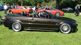 Bmw e46 330 convertible color sparkling storm metalic swap px
