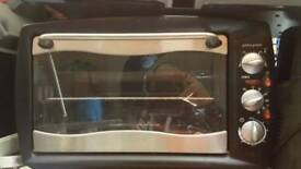 Scotts of stow Table top electric oven hob and grill