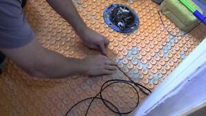 systèmes de plancher chauffant Momento