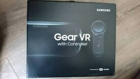Samsung Geat Vr and remote