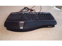 Microsoft 4000 Ergonomic Keyboard