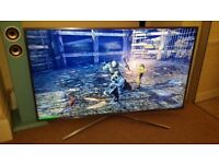 SAMSUNG UE49MU6470 49 Inch Smart 4K Ultra HD HDR LED TV - (please read full description)
