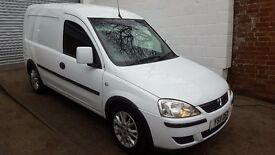 vauxhall combo 2011 5 SEAT crewvan 1.3cdti **only 89,851 miles**NO VAT**