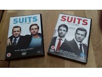 Suits seasons 1 and 2