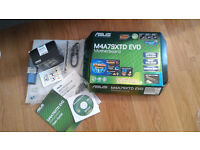 Phenom II X4 965 Black Edition CPU 3.4 GHz Quad Core, Asus M4A79XTD EVO Motherboard, 6GB Ram Bundle