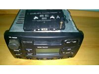 Ford 3000 car radio with cd adapter