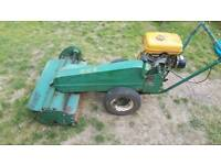 Ransomes mower lawnmower rellcutter .can deliver