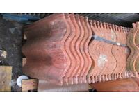 Marley 119 roof tiles