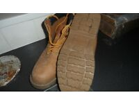 Mens Hiking or work boots.