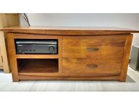 Lovely solid wood TV stand/cabinet