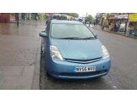 TOYOTA PRIUS (REG- 56) Hybrid Automatic nice family car good condition