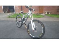 Transition tr450 downhill dh mountain bike