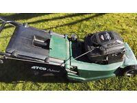 Atco admiral 16s series self-propelled lawnmower