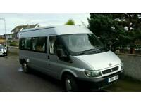 Campervan Ford Transit 350