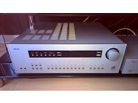 ARCAM DiVA AVR 350 7.1 CHANNEL STEREO/SURROUND RECIEVER AND KEF iQ SERIES 6 SPEAKER SURROUND SYSTEM