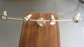 4 Spotlight Ceiling Light