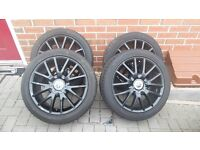 "Wheels and tyres 17 "" vw"