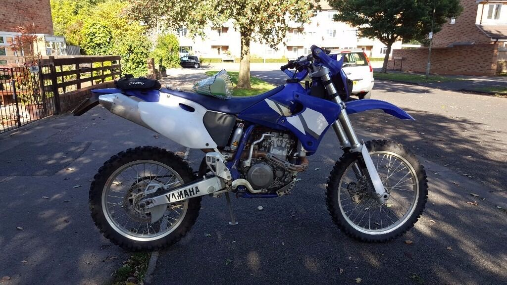 yamaha yz426f 2003 trail motocross off road motorcycle road legal