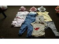 Baby girl summer outfit(6~12months)