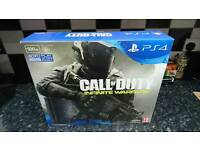 BNiB Playstation 4 Slim 500GB Call of Duty Infinite Warfare Game