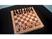 *** portable CHESS BOARD and other games ***