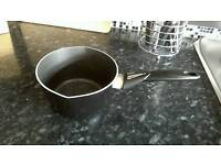 Small Black Pan. Good Condition. £2.00 (ONO)