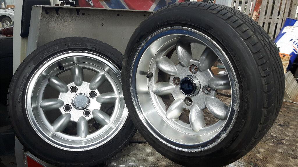 Ford Superlite Wheels Amp Tyres Ford Escort Mk1 2 Cortina