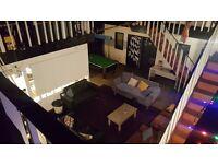 Double Studio in Amazing Warehouse (all bills inc)